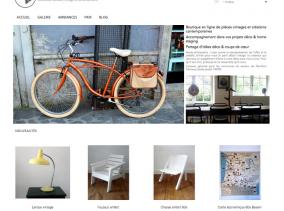 Design is mine -décoration durable vintage